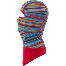 HAD Headmask - Couvre-chef Enfant - rouge/Multicolore